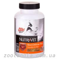 Nutri-Vet ЗАЩИТА ШЕРСТИ (Shed Defense) комплекс Омега3 для шерсти собак, жевательные таблетки
