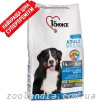 1st Choice (Фест Чойс) ADULT MEDIUM & LARGE Breeds - ко...