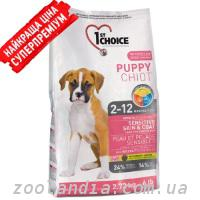1st Choice (Фест Чойс) PUPPY SENSITIVE SKIN & COAT All ...