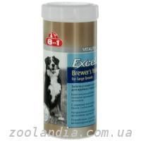 8in1 (8в1) Vitality Brewers Yeast for large breeds - пи...