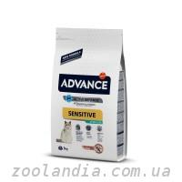 Advance (Эдванс) Sterilized Salmon Sensitive  корм для ...