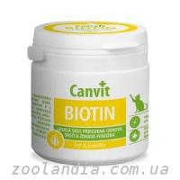Canvit Biotin for cats/Канвит Биотин Н для кошек...