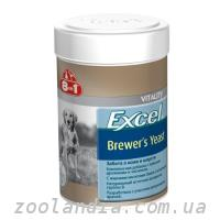 8in1 (8в1) Brewers Yeast Tablets with Garlic - пивные д...