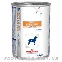 Royal Canin (Роял Канин) Gastro Intestinal Low Fat- лечебный корм для собак,  блок 12 шт*420 гр
