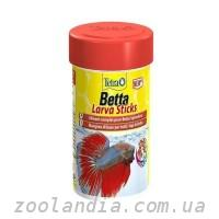 Tetra Betta Larva Sticks Корм  для петушков и других лабиринтовых рыб