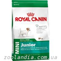 АКЦИЯ! Royal Canin (Роял Канин) MINI JUNIOR корм для ще...
