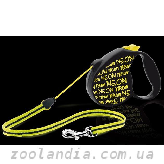 Рулетка-ремень для собак до 50кг 8м неон giant l neon казино - 160 долларов в день карты