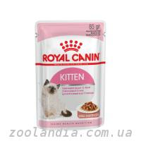 Royal Canin (Роял Канин) Kitten Instinctive в соусе кон...