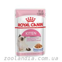 Royal Canin (Роял Канин) Kitten Instinctive в желе конс...