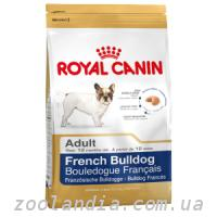 Royal Canin (Роял Канин) FRENCH BULLDOG - корм для французских бульдогов