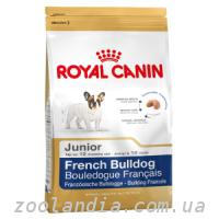 Royal Canin (Роял Канин) FRENCH BULLDOG Junior - корм для щенков французского бульдога