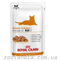 Royal Canin (Роял Канин) Senior Consult Stage 2 WET кор...