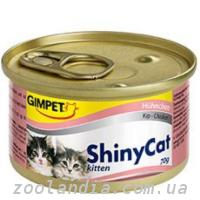 Gimpet (Джимпет) Shiny Cat Kitten, c курицей