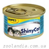 Gimpet (Джимпет) Shiny Cat Kitten, c тунцом