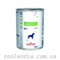 Royal Canin (Роял Канин) URINARY S/O консервы - лечебный корм для собак