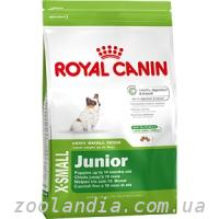 АКЦИЯ! Royal Canin (Роял Канин) X-SMALL JUNIOR - корм д...