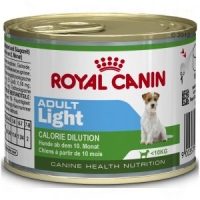 Royal Canin (Роял Канин) Adult Light Mousse - консервы для собак предрасположенных к полноте