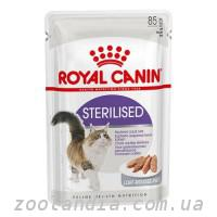 Royal Canin (Роял Канин) Sterrilised Loaf Паштет для вз...